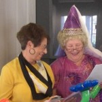 Martha Hight and Marion Patterson continued to wow us through the year with their creative programs.
