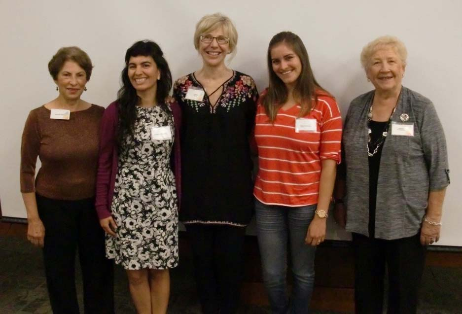 Women's group hosts